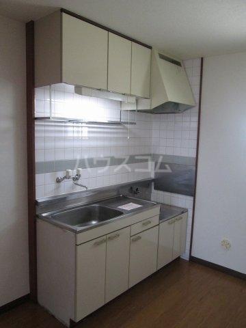 サニーコート 02030号室のキッチン