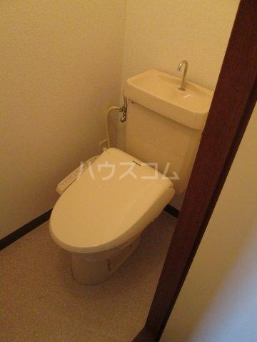サニーコート 02030号室のトイレ