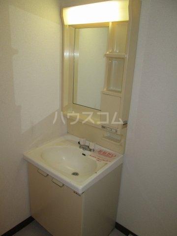 サニーコート 02030号室の洗面所
