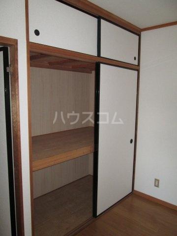 サニーコート 02030号室の収納