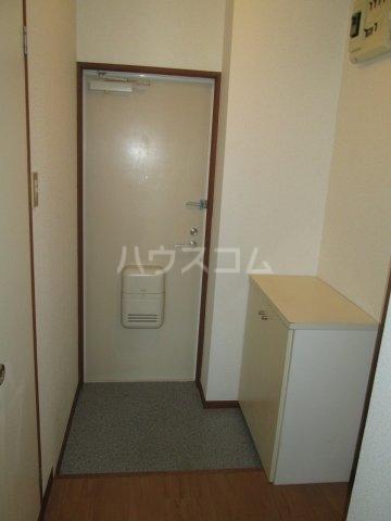 サニーコート 02030号室の玄関