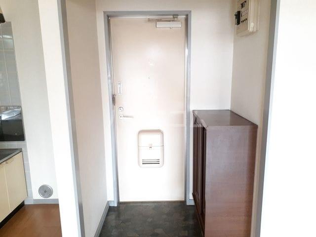 サニーヒルズ 02040号室の玄関