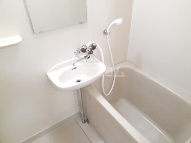サニーヒルズ 02040号室の洗面所