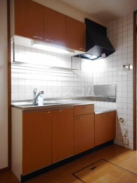 グランリヴァ B 01030号室のキッチン
