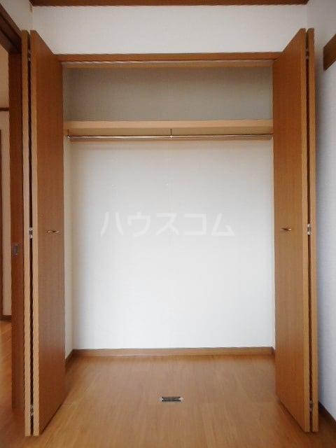 グランリヴァ B 01030号室の収納
