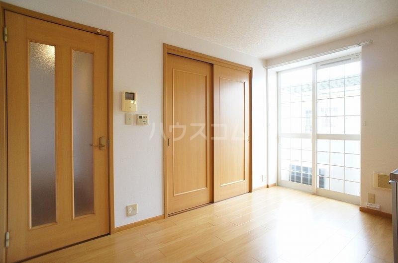 アンソレイエ A 02030号室のリビング
