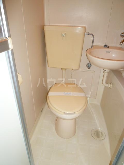 メゾンプレステージⅡ 307号室のトイレ