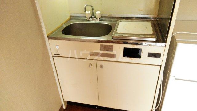 メゾン生麦 501号室のキッチン
