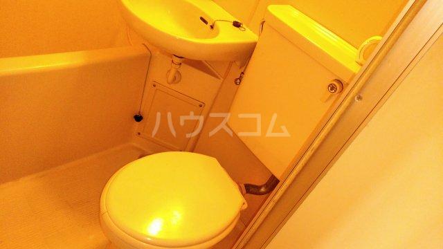 メゾン生麦 501号室のトイレ