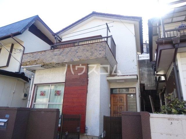 鎌ヶ谷名画の家の外観