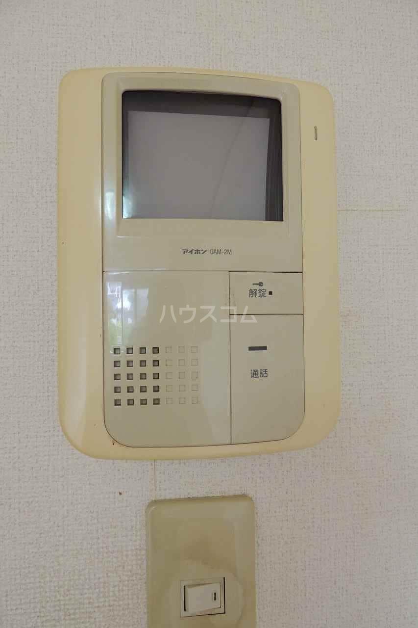 マーヴェラス太田 01020号室のセキュリティ