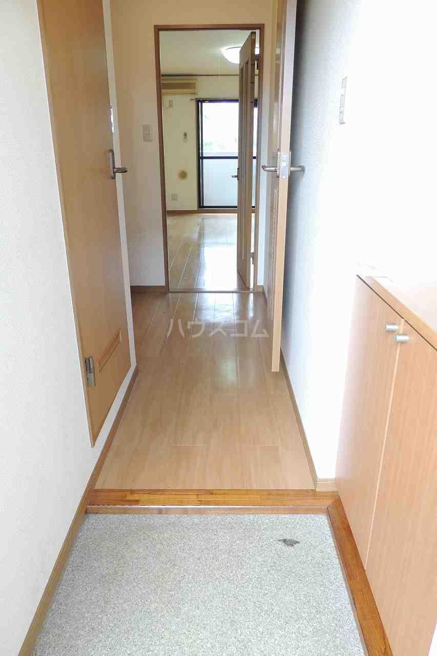 マーヴェラス太田 01020号室の玄関