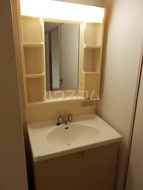 ファーストハウス 01030号室の洗面所
