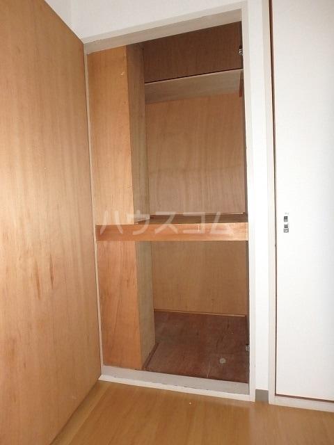ファーストハウス 01030号室の収納