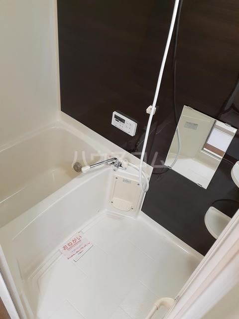 グランシャリオA 01030号室の風呂