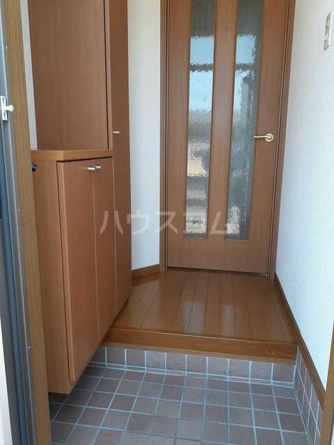 グランシャリオA 01030号室の玄関