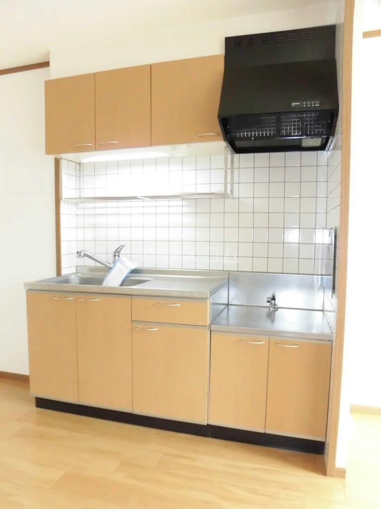 キャトルセゾン Ⅱ 02040号室のキッチン