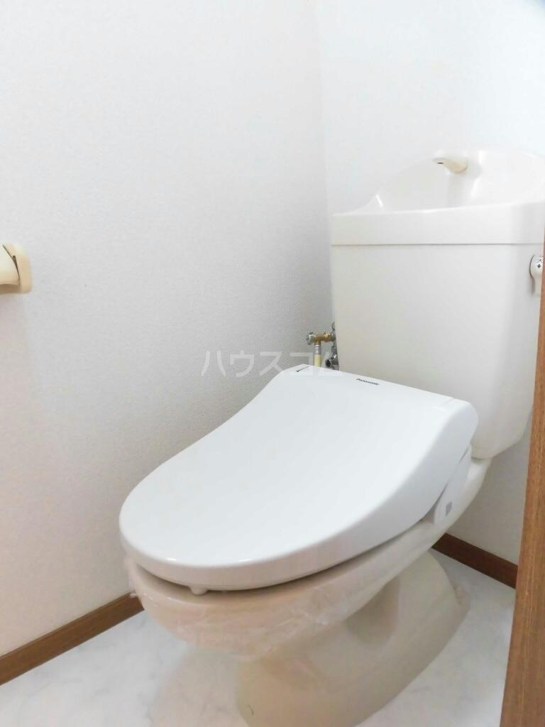 キャトルセゾン Ⅱ 02040号室のトイレ