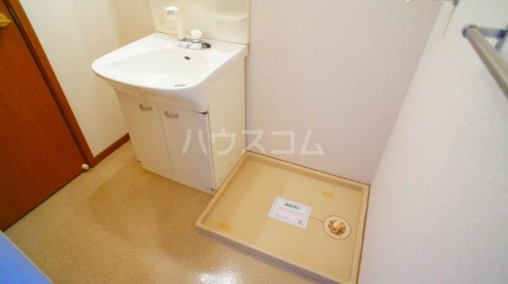 クレスト-ルユキB 02020号室のトイレ