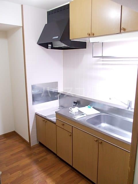 ヴオナ ジョルナータ 03020号室のキッチン