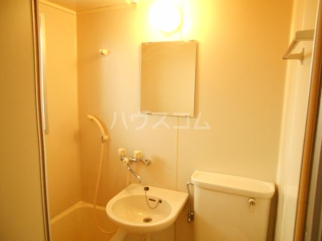 カナコーハイム 101号室のセキュリティ