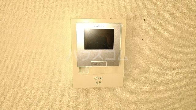 シェルム豊岡 105号室のセキュリティ