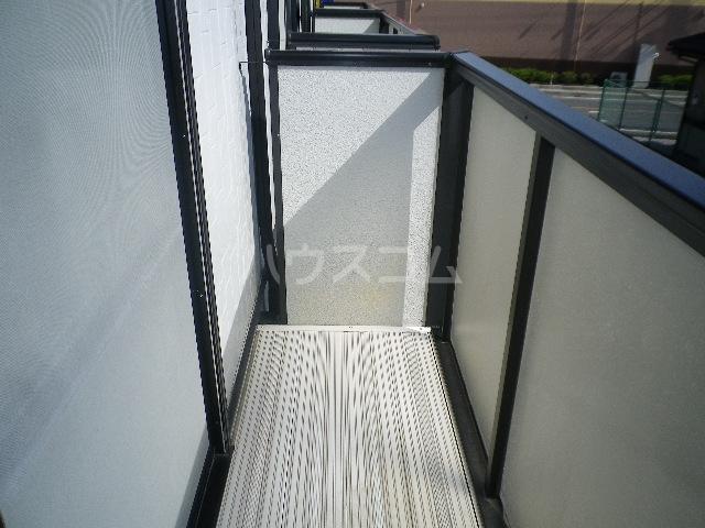 毛呂山ヒルズ 202号室のバルコニー