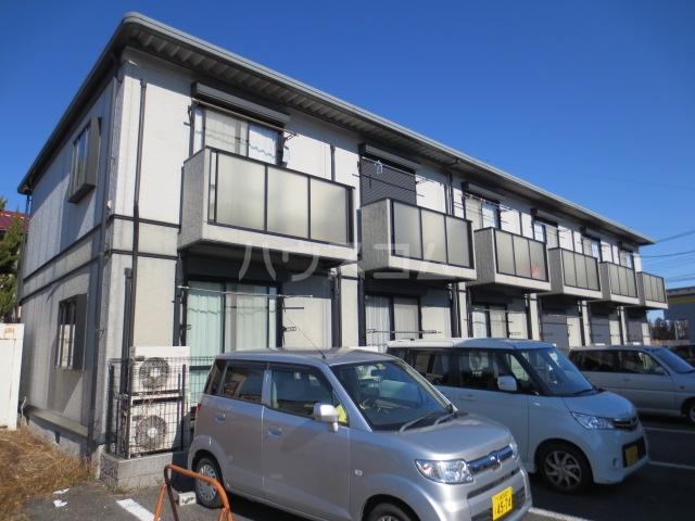毛呂山ヒルズ 202号室の外観