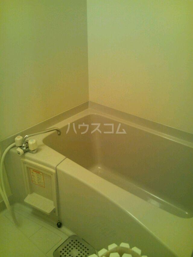 毛呂山ヒルズ 202号室の風呂