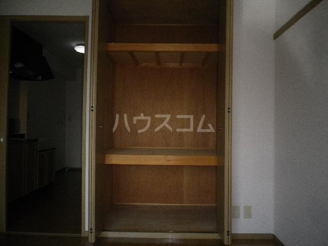 毛呂山ヒルズ 202号室の収納