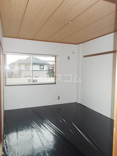 ドルチェ9・6・8 02010号室のベッドルーム
