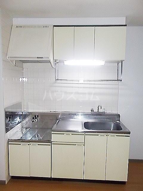ドルチェ9・6・8 02010号室のキッチン