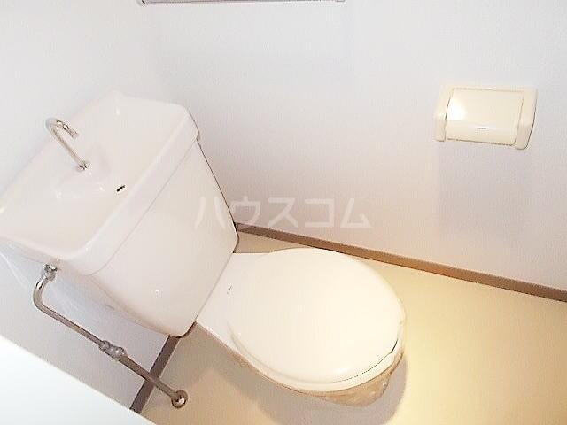 ドルチェ9・6・8 02010号室のトイレ