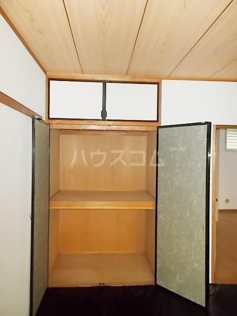 ドルチェ9・6・8 02010号室の収納