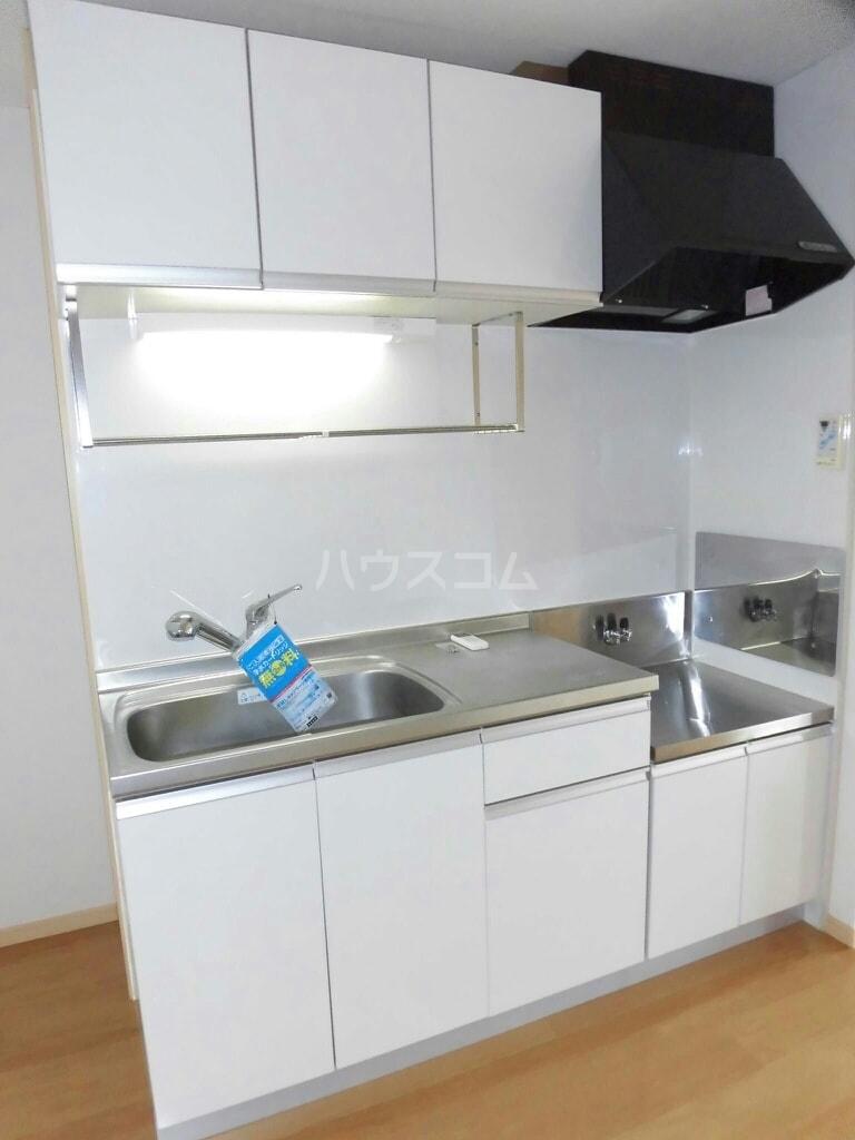 East Hill 03010号室のキッチン