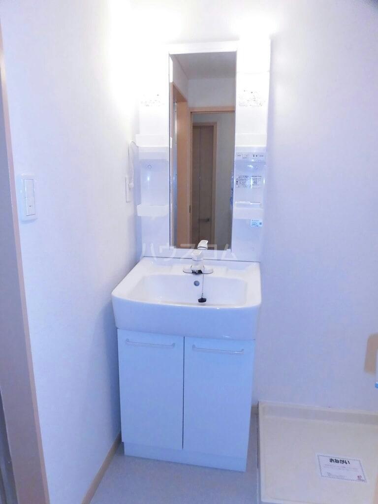 East Hill 03010号室の洗面所