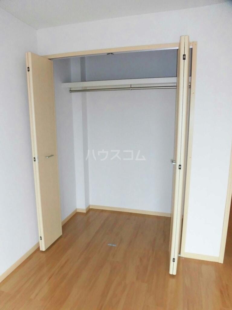East Hill 03010号室の収納