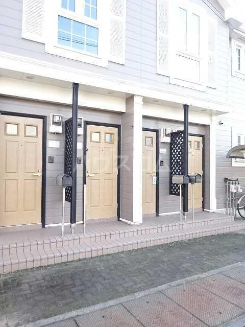 ヴォーヌングⅡ 02030号室の駐車場