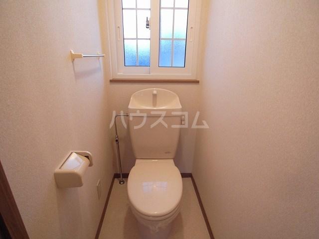 ヴォーヌングⅡ 02030号室の洗面所