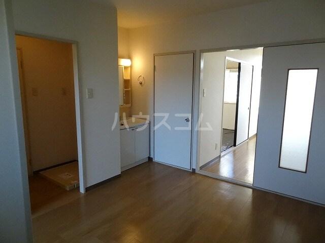 カーム双葉 02030号室のベッドルーム
