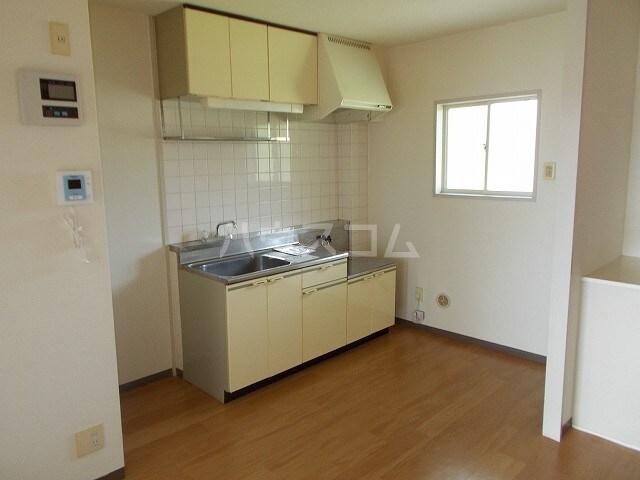 カーム双葉 02030号室のキッチン