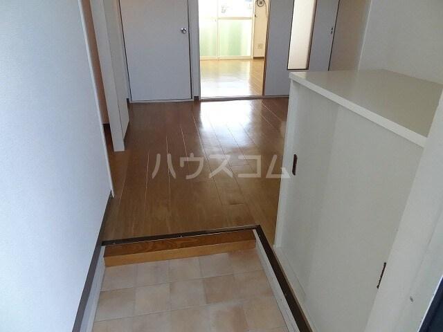 カーム双葉 02030号室の玄関