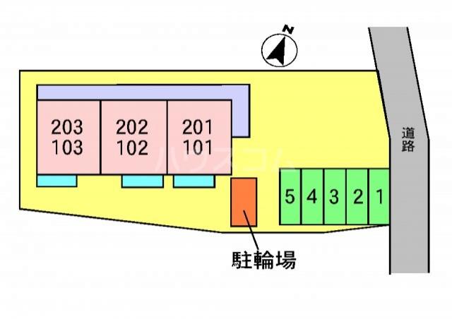 シティハイツ梅田 02010号室のその他