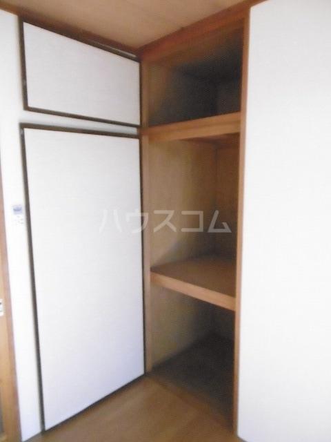 シティハイツ梅田 02010号室の収納