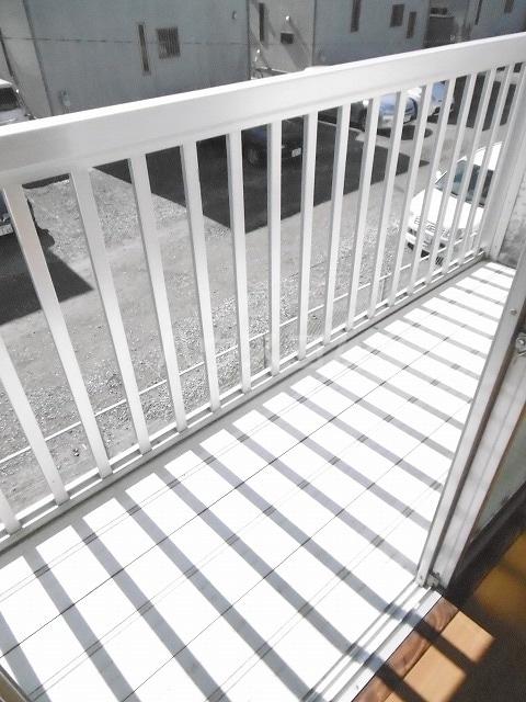 シティハイツ梅田 02010号室のバルコニー