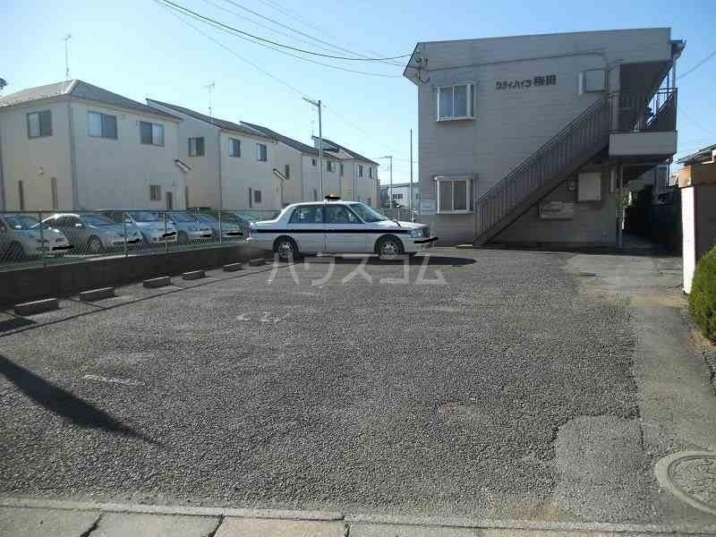 シティハイツ梅田 02010号室の駐車場