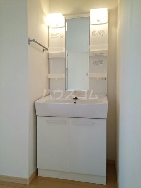 マイルドハイツわたなべ 01040号室の洗面所