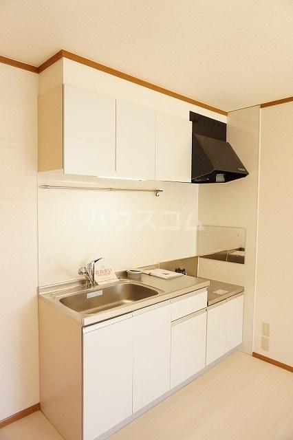 プライムハイツⅡ 02020号室のキッチン