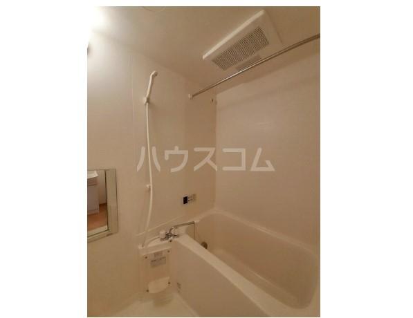 ピュア ミキ A 02030号室の風呂