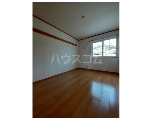 ピュア ミキ A 02030号室のベッドルーム